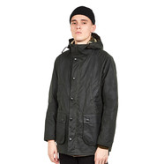 Barbour - Slim Bedale Hooded Wax