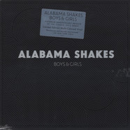Alabama Shakes - Boys & Girls Blue Vinyl Edition