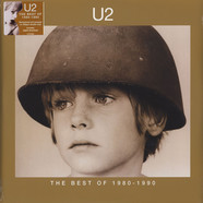 U2 - The Best Of 1980-1990
