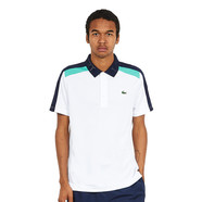 Lacoste - Green Crocodile Transfert Polo