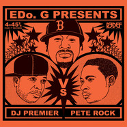 Ed O.G presents - Pete Rock Vs. DJ Premier