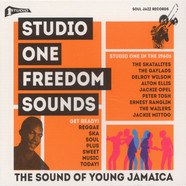 Soul Jazz Records Presents - Studio One Freedom Sounds - Studio One In The 60s