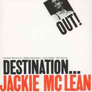 Jackie McLean - Destination… Out!