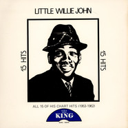 Little Willie John - All 15 Of His Chart Hits (1953-1962)