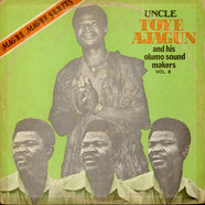 Uncle Toye Ajagun And His Olumo Sound Makers - Vol. 8