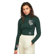 Champion x Wood Wood - Turtle Neck Long Sleeves Top
