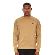 Fred Perry - Interlock Crew Neck Sweatshirt
