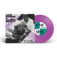 Lord Finesse & DJ Mike Smooth - Baby You Nasty (OG Mix) / Bad Mutha (Extended Mix) Purple Vinyl Edition