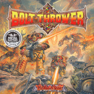 Bolt Thrower - Realm Of Chaos Red Vinyl Edition