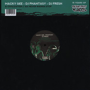 Macky Gee V Phantasy V DJ y Gee V Phantasy V DJ Fresh - Civilisation / Never Wanna Stop Black Vinyl Edition