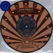 Elvis Presley - The Original US EP Collection Number 2 Picture Disc Edition