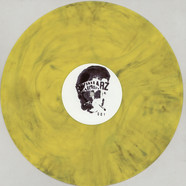 Sawlin - Bikiniarz Yellow Marbled Vinyl Edition