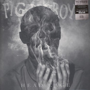 Pig Destroyer - Head Cage Black Vinyl Edition