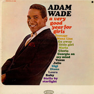 Adam Wade - A Very Good Year For Girls