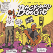 Fly Anakin & Ohbliv - Backyard Boogie Purple Vinyl Edition