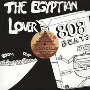 Egyptian Lover - 808 Beats Volume 1 EP Marble Vinyl Edition