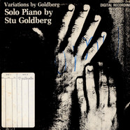 Stu Goldberg - Variations By Goldberg