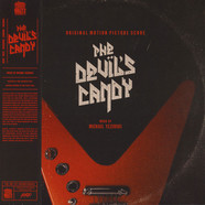 Michael Yezerski - The Devil's Candy OST Clear Vinyl Red Splatter Edition