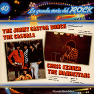 The Jimmy Castor Bunch / The Casuals / Chris Kenner / Manhattans - The Jimmy Castor Bunch / The Casuals / Chris Kenner / The Manhattans