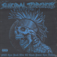 Suicidal Tendencies - Still Cyco Punk After All These Years Blue Vinyl Edition