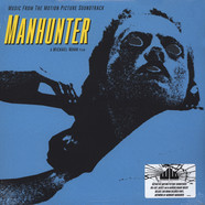 V.A. - Manhunter OST Colored Vinyl Edition