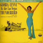 Gloria Lynne With The Herman Foster Trio - At The Las Vegas Thunderbird