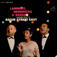 Lambert Hendricks & Bavan - Recorded Live At Basin Street East