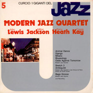The Modern Jazz Quartet / John Lewis, Milt Jackson, Percy Heath, Connie Kay - I Giganti Del Jazz Vol. 5