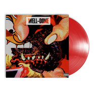 Action Bronson & Statik Selektah - Well-Done Red Vinyl Edition
