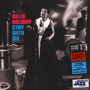 Billie Holiday - Stay With Me Gatefold Sleeve Edition