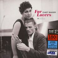 Chet Baker - For Lovers Gatefold Sleeve Edition