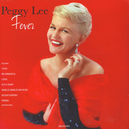 Peggy Lee - Fever Red Vinyl Edition