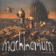 Tomas Dvorak - Machinarium Soundtrack Pink Vinyl Edition