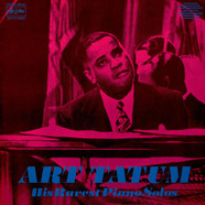 Art Tatum - His Rarest Piano Solos