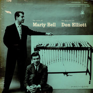 Marty Bell, Don Elliott Quartet - The Voice Of Marty Bell - The Quartet Of Don Elliott