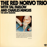 The Red Norvo Trio With Tal Farlow And Charles Mingus - The Red Norvo Trio With Tal Farlow And Charles Mingus