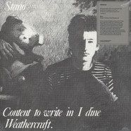 Stano - Content To Write In I Dine Weathercraft