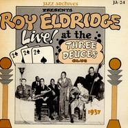 Roy Eldridge - Live At The Three Deuces Club