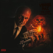 Vinnie Paz of Jedi Mind Tricks - The Pain Collector Black / Orange Vinyl Edition