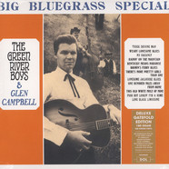 Green River Boys & Glen Campbell - Big Bluegrass Special Gatefold Sleeve Edition