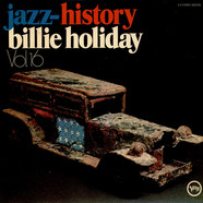 Billie Holiday - Jazz-History Vol. 16