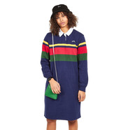 Stüssy - Rosewood LS Rugby Dress