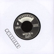 Tommy T - Watch The DJ / Lets Have Some Funk