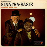 Frank Sinatra - Count Basie - Sinatra - Basie: An Historic Musical First