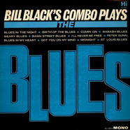 Bill Black's Combo - Bill Black's Combo Plays The Blues