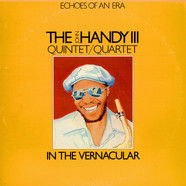 John Handy Quintet / John Handy Quartet - In The Vernacular