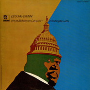 Les McCann - Live At Bohemian Caverns - Washington, D.C.