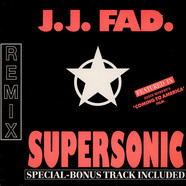 J.J. Fad / The Unknown DJ - Supersonic Remix