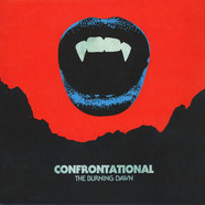 Confrontational - The Burning Dawn Colored Vinyl Edition
