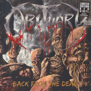 Obituary - Back From The Dead Colored Vinyl Edition